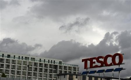 Tesco treads cautiously in India