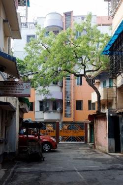Debjani Mukherjee's residence