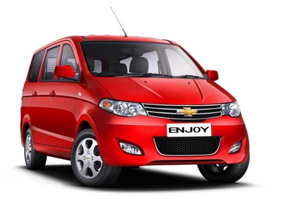 Chevrolet Enjoy: Ertiga's competitor to hit roads in May