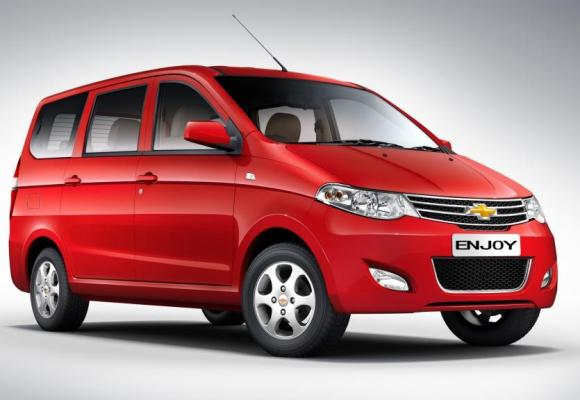 GM India to debut Maruti Ertiga's competitor Chevrolet Enjoy in May
