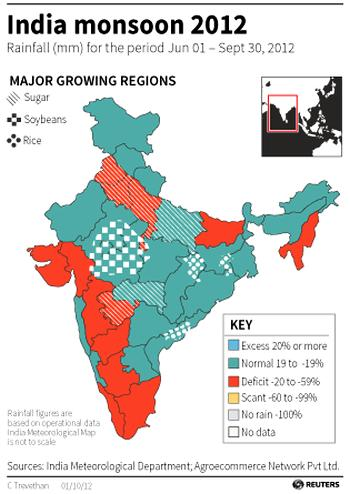 Why good monsoon may not revive economy
