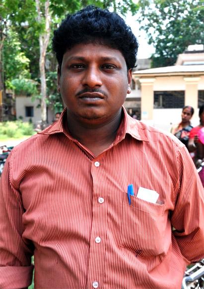 Bidhan Chandra Mondal.