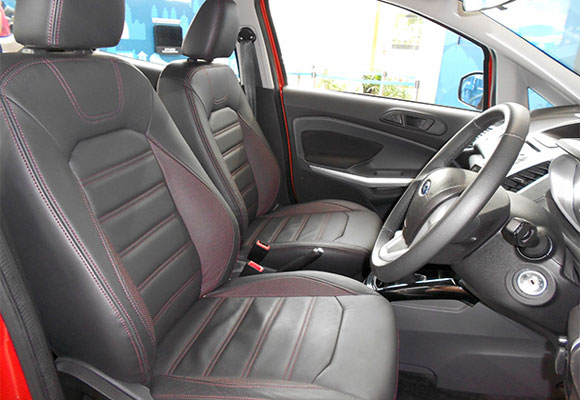 ford ecosport offers a good balance of power and mileage business. Black Bedroom Furniture Sets. Home Design Ideas