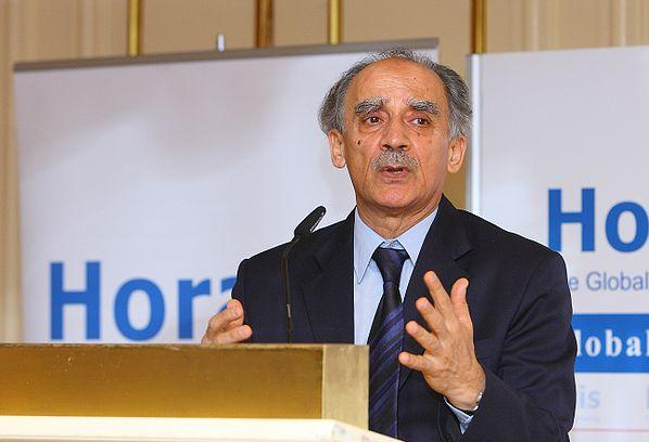 Arun Shourie, former Minister of Disinvestment.