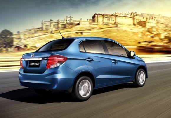 Tata Manza locks horns with Honda Amaze