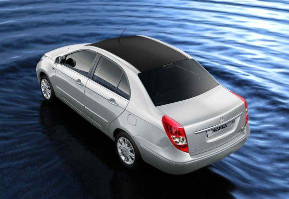 Tata Manza locks horns with Honda Amaze