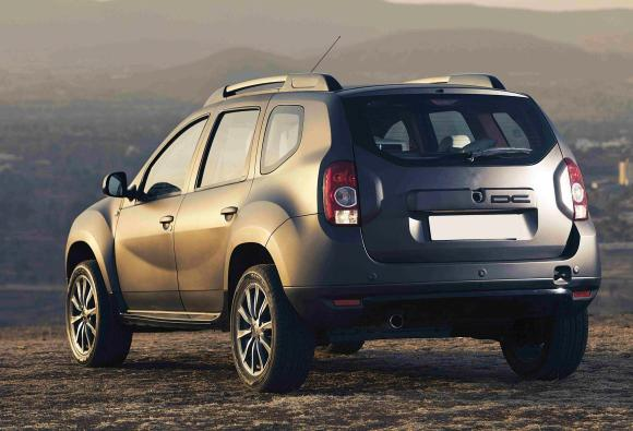 DC Design gives Renault Duster a swanky look