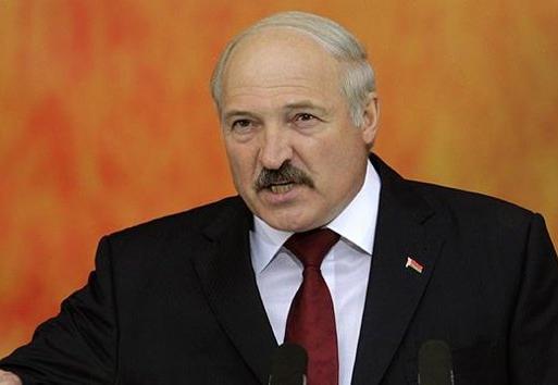 Belarussian President Alexander Lukashenko.