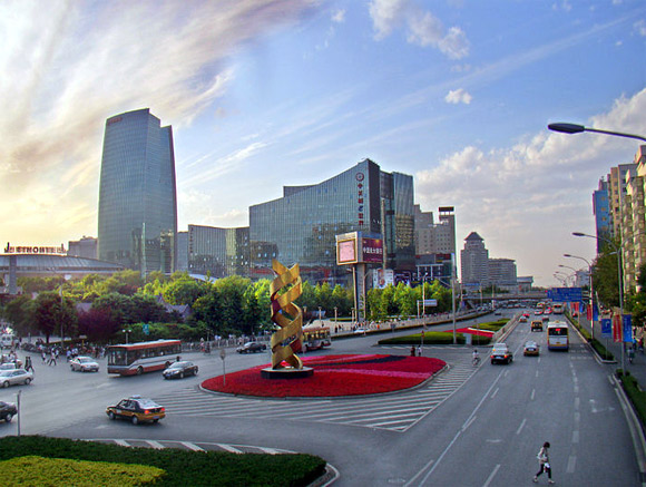 Zhongguancun Haidian District, Beijing.
