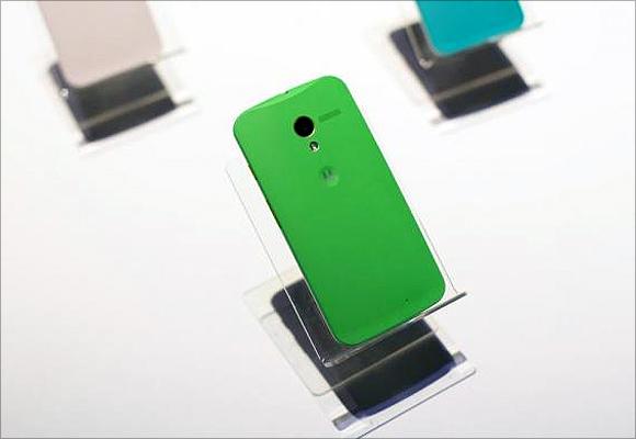 New Moto X phones.