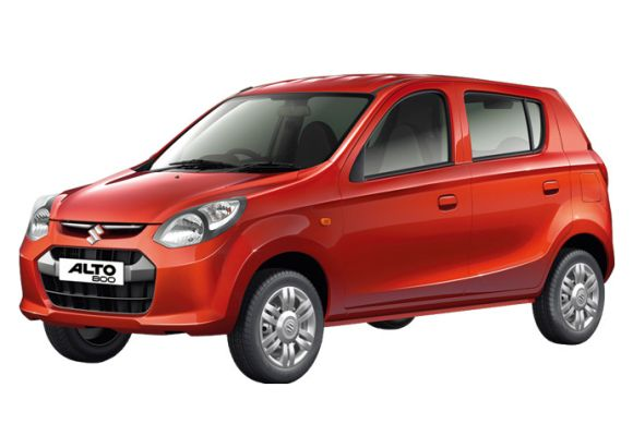 Maruti launches top-end Alto 800 variant at 3.35 lakh