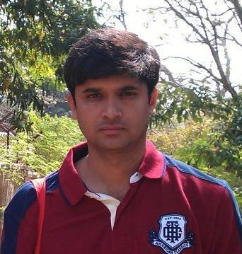 Avinash Bhat.