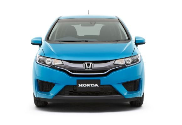 Revealed! All-new 2014 Honda Jazz