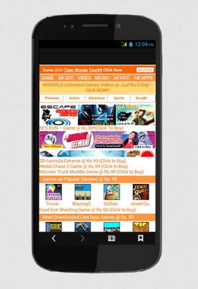 Micromax Canvas 4: Packs good performance but costly