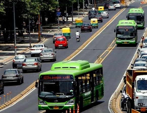 Delhi Bus Rapid Transport System