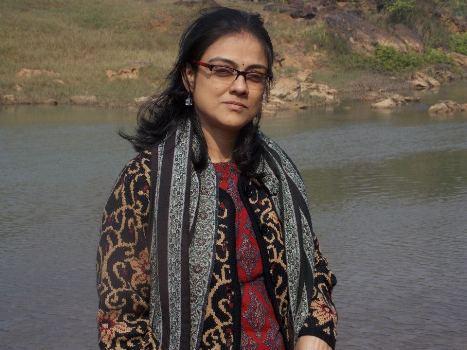 Mohua Bhowmik.