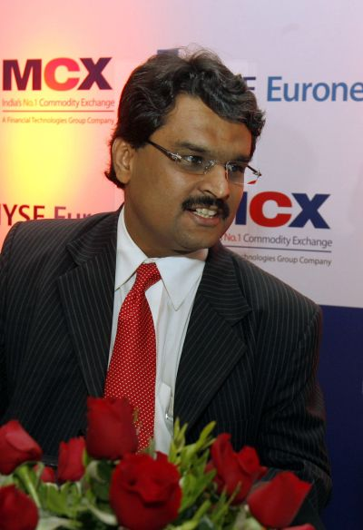 FTIL chief Jignesh Shah.