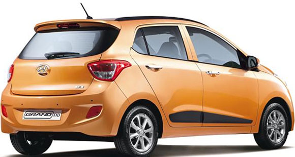 Hyundai finally reveals the Grand i10