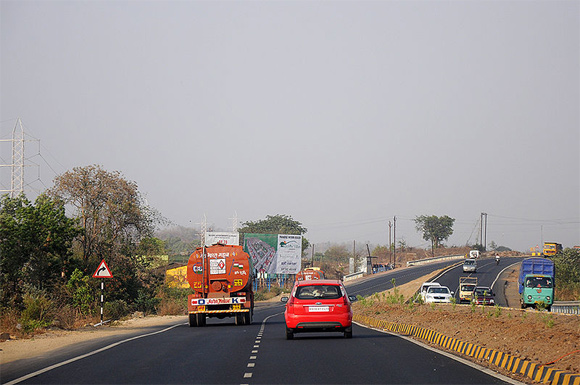 Mumbai Nashik Expressway