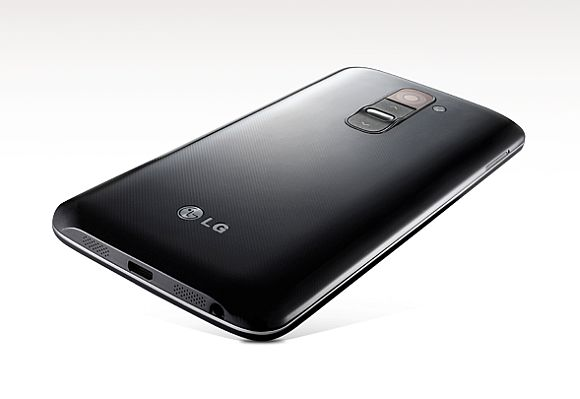 LG G2 smartphone makes Samsung Galaxy S4 look old