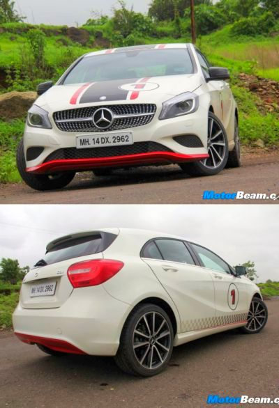 Mercedes A-Class: One of the most stunning hatchbacks