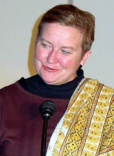 US Ambassador to India Nancy J Powell.