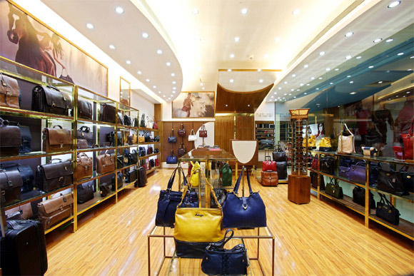 Hidesign Store at Forum mall, Bangalore