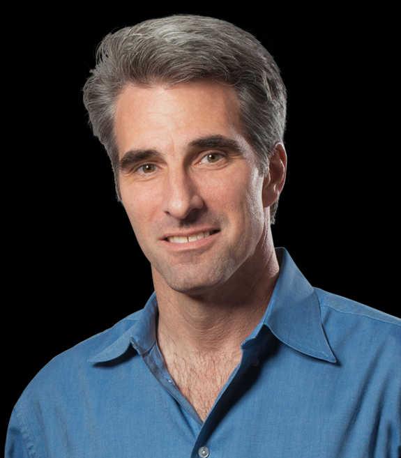 Craig Federighi.