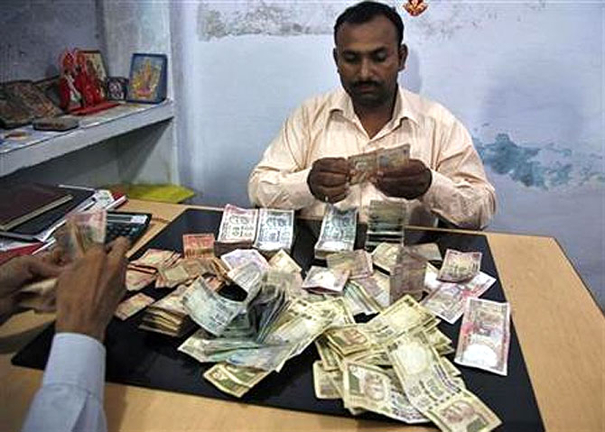 Please, let's not write the rupee off