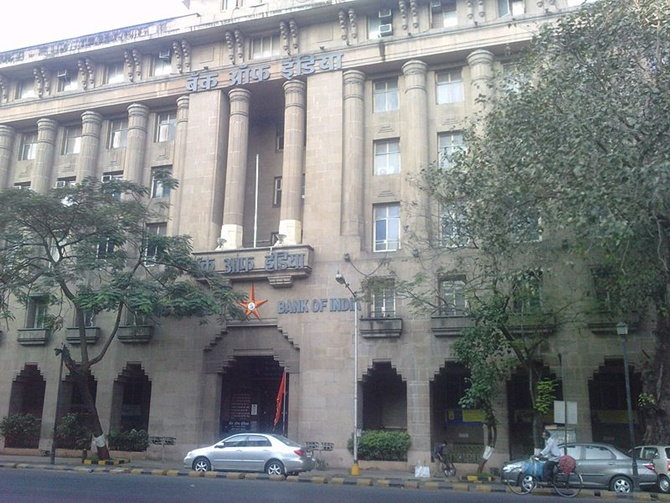 Bank of India, Mumbai