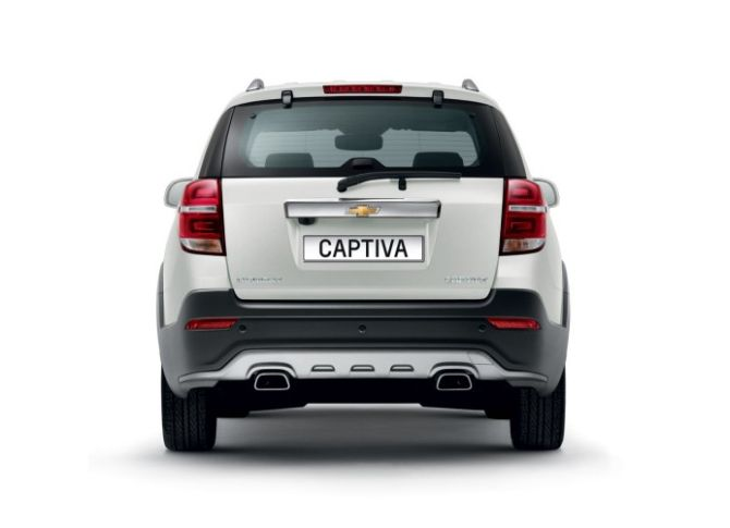 GM India introduces new Chevrolet Captiva