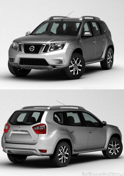 Nissan unveils Terrano; better looking than Duster