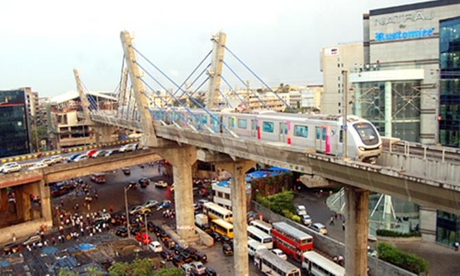 Mumbai Metro Line-I
