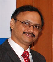 Sandesh Kirkire, chief executive officer, Kotak Mutual Fund