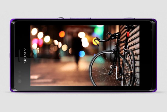 Sony launches Xperia M; costs Rs 12,990