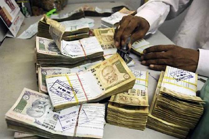 Dalal Street pins hopes on rupee's strength