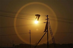 Likely to set the ball rolling for Rs 1.72-lakh-cr projects. Photograph: Jitendra Prakash/Reuters