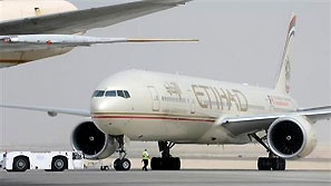Etihad sets terms to lower strength on Jet board. Photograph: Ben Job/Reuters