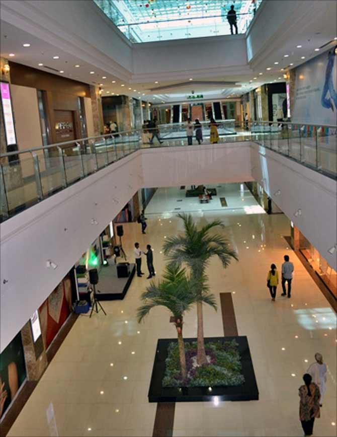 LuLu Mall, Kochi.