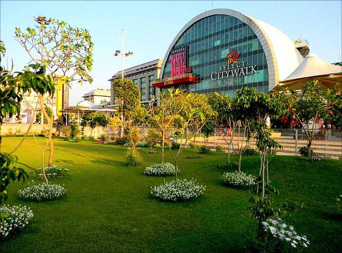 Delhi's Select City Walk