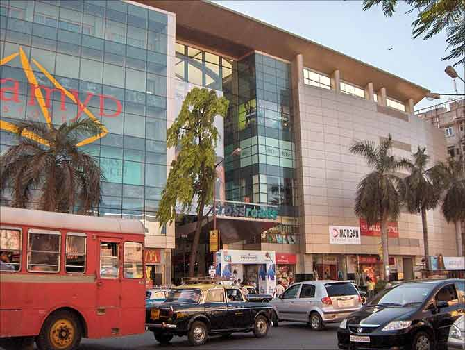 Crossroads Mall, Mumbai.