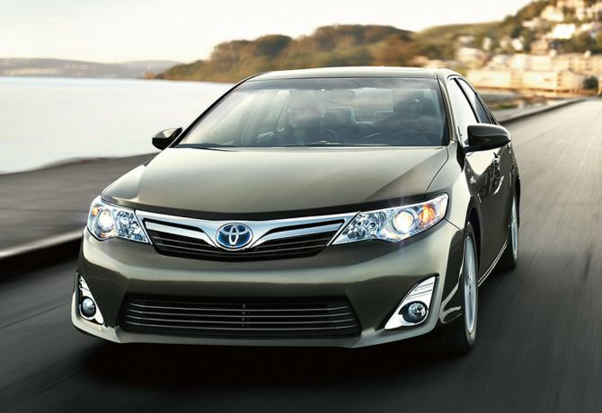 Toyota launches Camry Hybrid in India, priced at Rs 29.75 lakh