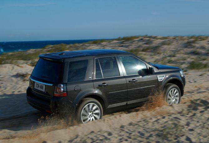 Freelander 2 S Business: Cheaper price, brilliant performance