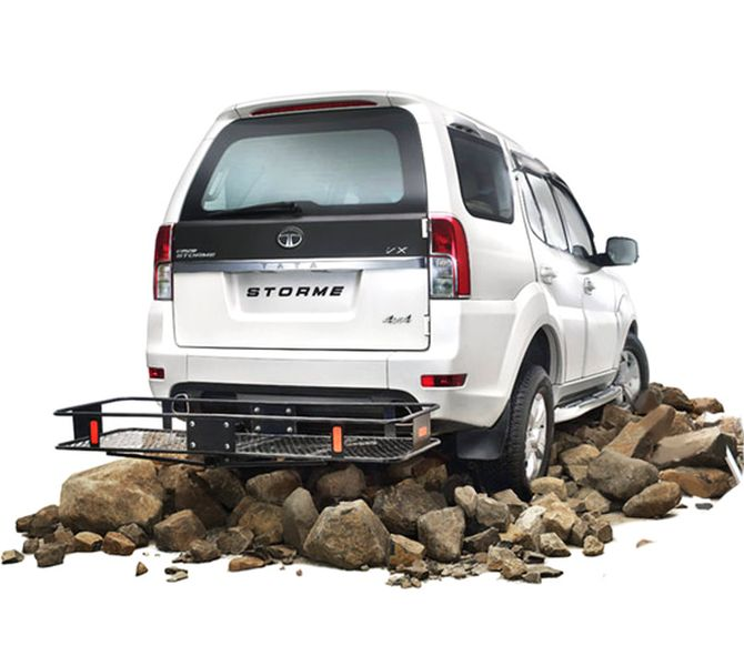 Tata launches Safari Storme Explorer, costs Rs 10.86 lakh