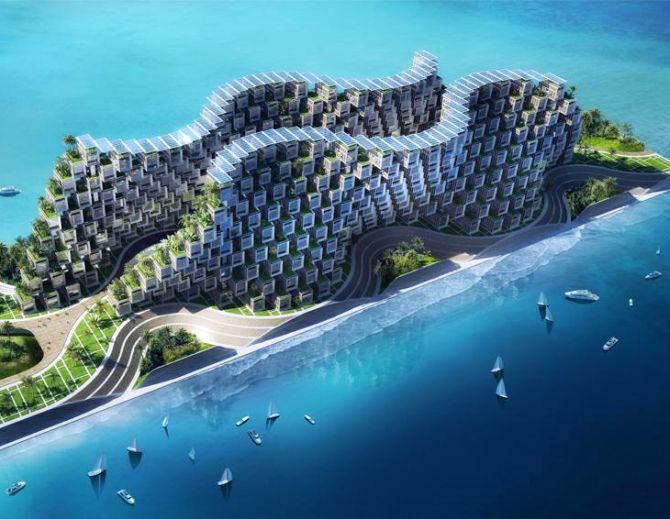 Coral Reef: Passive Houses for Haiti