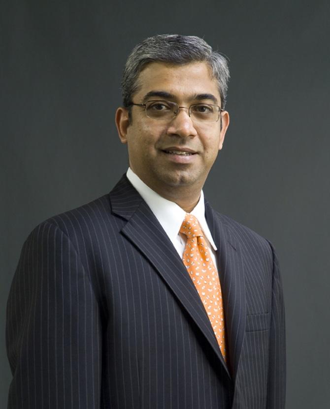 Ashok Vemuri, CEO, iGate