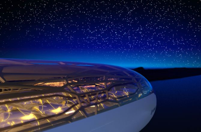 Airbus 'plane of the future' will blow your mind