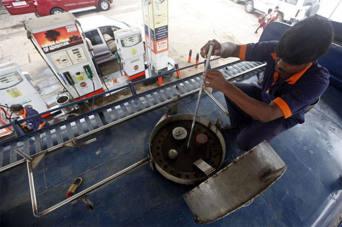 Partial rollback of diesel dual pricing on cards