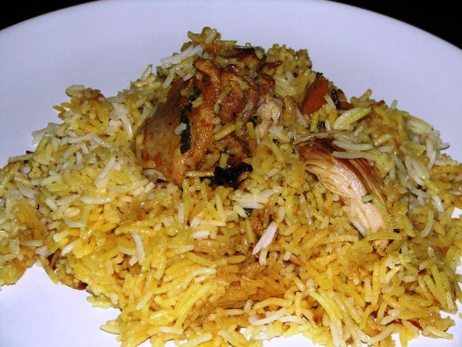 Private equity investors develop a taste for Hyderabadi biryani
