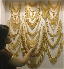 A gold shop